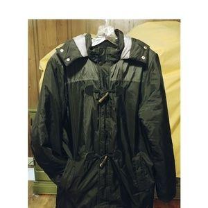 NAUTICA Toggle Button Thick Winter coat 18/20 Boys